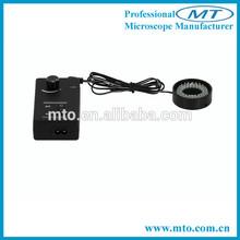 MLR25 adjusting LED microscope ring light illuminator