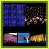 christmas outdoor curtain lights/led christmas curtain light