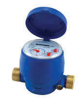 Younio Brass Body Domestic Single Jet Dry Types of Water Meter Class C LXSG-13D7~20D7