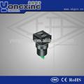 16 mm carré IP40 12 V AC / DC petite électronique buzzer