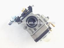 2 stroke 40-5 Carburetor fit for 47cc 49cc pocket bike with metal plate