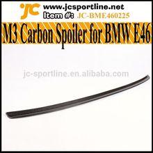 3 Series M3 Look E46 Trunk Spoiler Carbon Fiber Spoiler For BMW E46 Sedan/Coupe 00-05