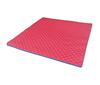 Taekwondo mat 2cm thickness Five strip/Reversible martial arts mat/sport mat,folding mat,folding gymnastics mats for sale
