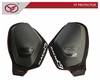 Motorcycle Racing Riding Safety Protector Removable and Easy Wear Velcro loops Knee Sliders