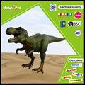 حار بيع طفل 2014 اللعب البلاستيكية لعبة الديناصور الملك