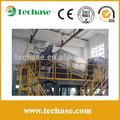 De alto rendimiento de la deshidratación de lodos de prensa para el ganado de la planta/de ganado de desagüe de aguas residuales