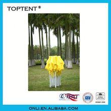 Grande fête en plein air tente en plein air tentes cérémonie pliable. abri du soleil