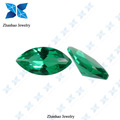 di alta qualità taglio marquise verde gemma spinello sintetico