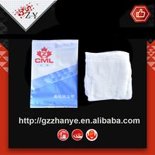 guangzhou manufacturer cotton gauze white tack cloth