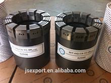 AQ,BQ,NQ,HQ,PQ Impregnated Diamond Core Drill Bit