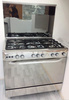 90CM Free Standing Stainless Steel Gas Oven for Bakery Industry