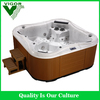Luxury Balboa system and Aristech acrylic outdoor hot tub with best service