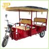 passenger electric auto rickshaw in bangladesh dc motor tuk tuk 48V 850W