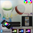2014 new arrival innovative products led bluetooth speaker bulb
