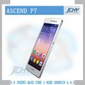 Original huawei ascend p7 5'' quad core dual sim 13 millones de píxeles 4g teléfono fdd-lte/td-lte/wcdma/gsm p7 huawei teléfono móvil