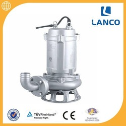 Factory Produce Sump Handling Centrifugal Submersible Pump