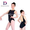 A2012 jaune, adultes sexy pour les filles justaucorps ballet de danse gymnastique& formation en danse ballet