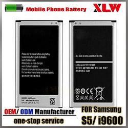 EB-BG900BBC 3.7v Li-ion Battery for Samsung Galaxy S5 I9600 Cellphone