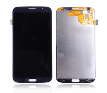 Wholesale lcd screen for samsung mega 6.3 i9200 i9205 display with touch screen Support paypal