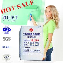 Hot Titanium Dioxide R218 pigment
