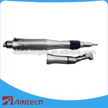 CE certificate dental low speed handpiece set/straight handpiece AM-414(B)