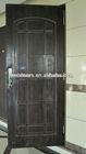 panel American steel door with Knock Down Frame ( in 6 panels (arch top), 3 panels, 9 panels.) door manufacturer in guangzhou