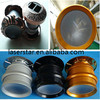 Zinc alloys metal door viewer