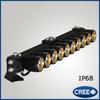 Led light bulb 4x4 led light bar single row 300w 50 inch off road led light bar with cree chip for atv auto part