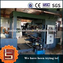 High Speed 2 color Flexo Printing Machine film offset Flexographic Printing Machine