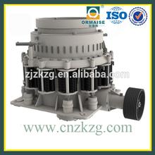 Crusher Manufacturing Machines, High Quality Hydraulic Cone Crusher