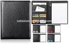A4 size PU leather promotion cheap portfolio folder