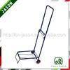 cute hand cart trolley small wheel