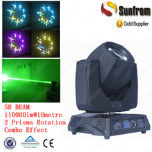 Newest, Exclusive, Professional Double Prism 200w 5R Beam Moving Head Light