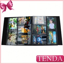 New Design pvc sheets for photo album with hard cover
