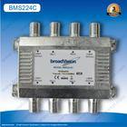 Brasil market and New products Zinc die cast housing 2x2x4 cascade multi-switch