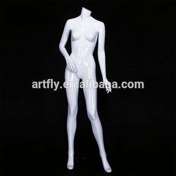 Hot sale fashion plastic female mannequin doll