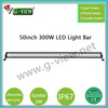 NSSC 50 inch 300w 4*4 Cree car led light/ curved led light bar Offroad