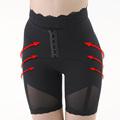 Yüksek bel dantel karın sıkıştırma, postpartum karın pantolon kalça beş pantolon k176