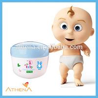 2014 Zinc Oxide Best baby skin whitening face cream