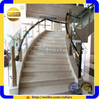 modern stair pvc handrails for staircases