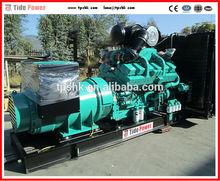 Big power diesel gensets 1000kva / 800kw