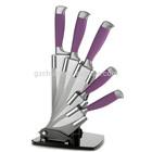 Royal Kitchen knife Set with block