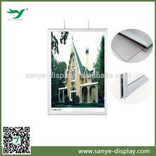 Aluminum Photo Frame/Frame Photo/Metal Photo Frame With Hanger