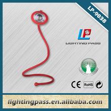 2014 new design flexible 1LED light book