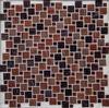 2014 New design for various glass mosaic tiles