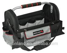 "OT-009 20"" Heavy duty electrician tool bag with steel handle"