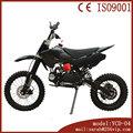 Usado barato tamanho total da bicicleta da sujeira com preto e vermelho ycd-04