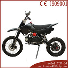 cheap used full size dirt bike with black and red Ycd-04