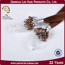 Top Quality European Micro Ring Hair Extension