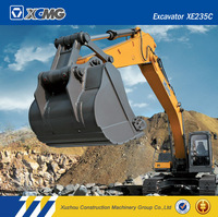 XCMG official manufacturer XE235C 25ton hydraulic excavator for sale